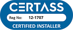 Certass Certified Installer for North East